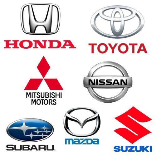 KEJ Parts - Japán termékvonal
