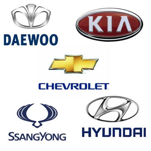 koreai termékvonal